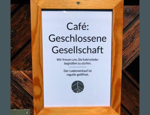 11.09.2021 Café: Geschlossene Gesellschaft